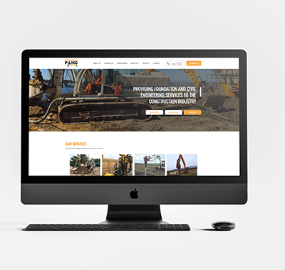 A new website for Specialist Piling Solutions