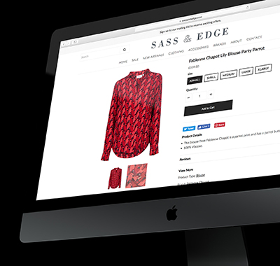 Taking a successful boutique online.  Shopify, Instagram and beyond...