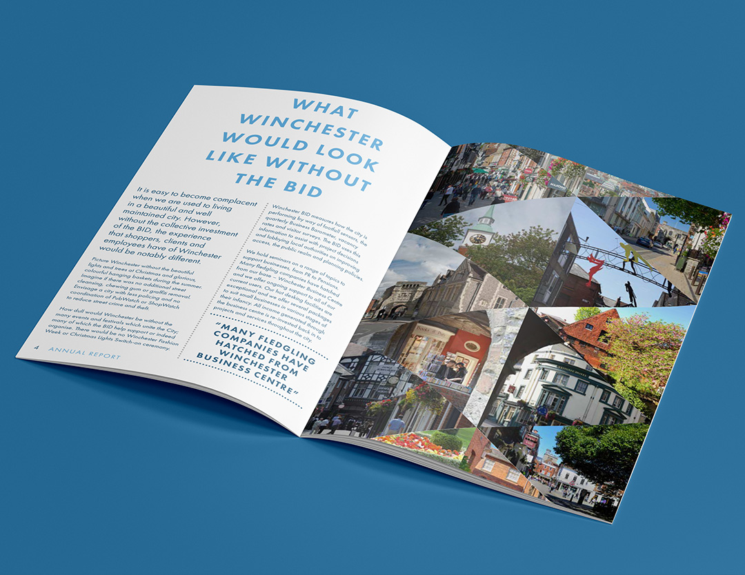 Winchester BID Business Plan