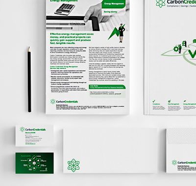 New visual identity for sustainability consultants